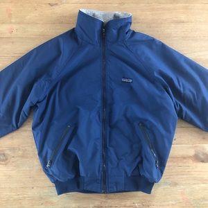 Patagonia vintage bomber jacket